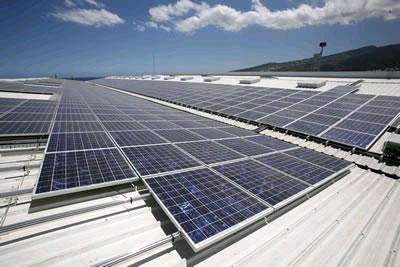 Location toiture photovoltaique vinci