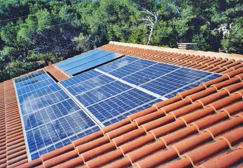 Le cea travaille sur la nouvelle g n ration de panneaux solaires photovolta ques production d - Hangar agricole photovoltaique gratuit ...
